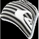 Quiksilver Hat -  Quiksilver Tyrant Beanie Skull Cap Black/Gray
