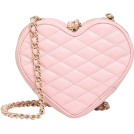 HalfMoonRun Bolsas pequenas -  REBECCA MINKOFF heart shaped bag