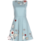 HalfMoonRun Dresses -  RED VALENTINO dress