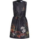 sandra  Vestiti -  REDValentino print shell dress