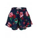 RK RUBY KARAT pantaloncini -  RK RUBY KARAT Womens Lightweight Crinkled Ruffled Flowy Summer Shorts