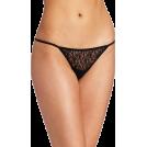 Rampage Cinturini -  Rampage Women's Lace Thong Black
