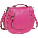 Rebecca Minkoff Сумки -  Rebecca Minkoff Vanity Crossbody - Lizard Electric Pink