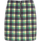 FECLOTHING Skirts -  Retro Academy Style Summer New Plaid Ski