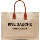 ArtFashionByRomilly  Hand bag -  Rive Gauche Bag