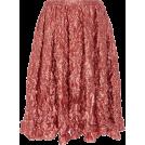 beautifulplace Shirts -  Rochas Quamanthas Woven Skirt