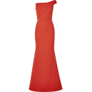 sandra  Vestidos -  Roland Mouret Lockton one-shoulder gown