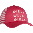Roxy Cap -  Roxy Kids Girls 7-16 Splashin Baseball Cap Rose Violet