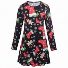 Ruiyige Dresses -  Ruiyige Christmas Dress for Womens Girls S-XXL/3-8 Years Old