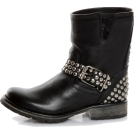 HalfMoonRun ブーツ -  STEVE MADDEN studded ankle boot