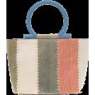 beautifulplace Hand bag -  Salvatore Ferragamo Multicolor Python Ho