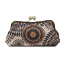 Scarleton Clutch bags -  Scarleton Soft Frame Clutch H3005 Black