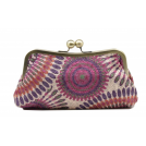 Scarleton Clutch bags -  Scarleton Soft Frame Clutch H3005 Purple