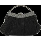 Scarleton Clutch bags -  Scarleton Soft Frame Clutch H3022 - Pink Black