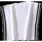FECLOTHING Tunika -  Side Stripe Bra