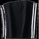 FECLOTHING Tunike -  Side Stripe Bra