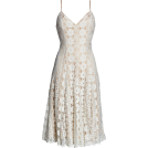 sandra  Dresses -  Sleeveless Lace Dress ELIZA J