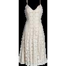 sandra  Vestidos -  Sleeveless Lace Dress ELIZA J