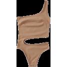 FECLOTHING Overall -  Sleeveless Tank Top Bodysuit