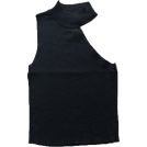 FECLOTHING Vests -  Sleeveless knit vest