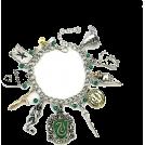 amethystsky Bracelets -  Slytherin