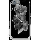 ARTbyJWP Drugo -  Society6 iPhone Case Geranium in White
