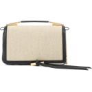 Rocksi Torbe z zaponko -  Stella McCartney Canvas shoulder bag