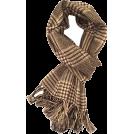HalfMoonRun Scarf -  TOM FORD houndstooth scarf