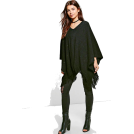Modalist Cardigan -  Tassel Poncho,Fashion