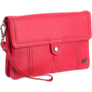 The SAK Clutch bags -  The Sak Fontana 3-In-1 Clutch Watermelon