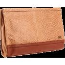 The SAK Clutch bags -  The Sak Iris Demi Clutch Maple Multi