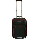 "Tommy Hilfiger Travel bags -  Tommy Hilfiger 18"" Executive Carry-On Lugggage Black"
