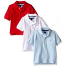 Tommy Hilfiger Magliette -  Tommy Hilfiger Boys' IVY Polo 3 Piece Assorted Bundle