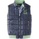 Tommy Hilfiger Maglie -  Tommy Hilfiger Boys 8-20 Wiley Vest Swim Navy