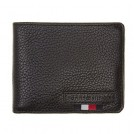 Tommy Hilfiger Wallets -  Tommy Hilfiger Corporate Billfold Mens Wallet Black