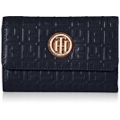 Tommy Hilfiger Wallets -  Tommy Hilfiger Debossed Medium Flat Wallet
