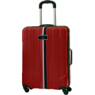 "Tommy Hilfiger Travel bags -  Tommy Hilfiger Lochwood 4-Wheeled 28"" Upright Spinner Luggage - Red"