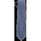 Tommy Hilfiger Tie -  Tommy Hilfiger Men's Graffiti Solid Necktie Blue