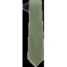 Tommy Hilfiger Tie -  Tommy Hilfiger Men's Graffiti Solid Necktie Green