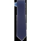 Tommy Hilfiger Tie -  Tommy Hilfiger Men's Graffiti Solid Necktie Navy