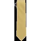Tommy Hilfiger Tie -  Tommy Hilfiger Men's Graffiti Solid Necktie Yellow