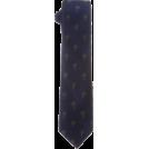 Tommy Hilfiger Tie -  Tommy Hilfiger Men's Palm Tree Club Necktie Navy