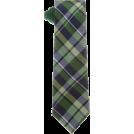 Tommy Hilfiger Tie -  Tommy Hilfiger Men's Satin Bar Stripe Necktie Green