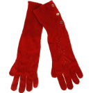 Tommy Hilfiger Gloves -  Tommy Hilfiger Sequin Gloves Red