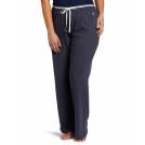 Tommy Hilfiger Pigiame -  Tommy Hilfiger Women's Plus-Size Logo Waistband Pajama Pant Navy Dot