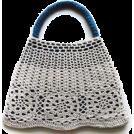 Pepeljugica Hand bag -  Torbica Hand bag White