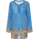 lastchance  Pullovers -  Tory Burch Jacinta Beach Cotton Top