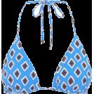lastchance  Swimsuit -  Tory Burch Jacinta Top