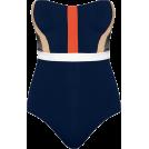 lence59 Kupaći kostimi -  ULTRALUXE BANDEAU ONE PIECE