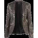 sandra  Jaquetas e casacos -  Uopshop Paisley jacket